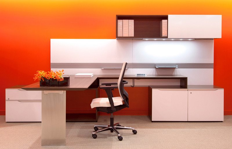Nex, an avant-garde collection of breathtaking design and innovative functionality. Its features extend the conceptual boundaries of traditional office furniture. As a testament to this, Nex was awarded a prestigious Innovation Award at IIDEX/NeoCon Canada 2012 recognizing its outstanding design