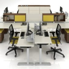 Chambers Workplace Solutions - QUORUM MULTICONFERENCE table