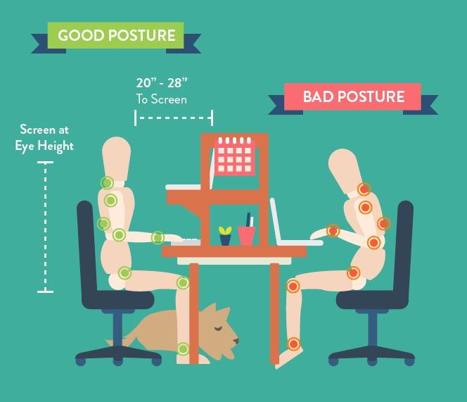 The Importance Of Ergonomics In The Workplace Pinnacleoffice