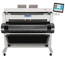 Wide Format: Konica Minolta wide- and large-format printers give you superior solutions for viewing and printing wide-format engineering drawings.