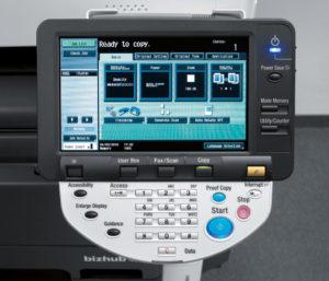 copier, Konica Minolta, MFP, print, scan, Scan to Email, troubleshoot