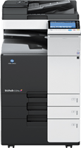 Multifunction Printers Office Multifunction Konica Minolta's award-winning bizhub products speed your output and streamline your workflow.