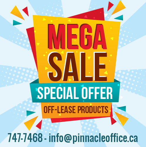 Used Off Lease Office Equipment Sale